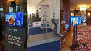 Termokamery, prístupový systém, turniket, povolenie vstupu, GLOBSEC 2020 MOREZ GROUP a.s.